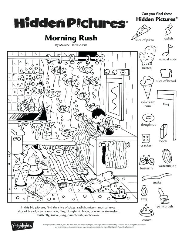 Printable I Spy Worksheets For All Download And Share Free On Pdf