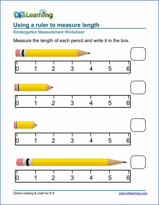Reading A Standard Ruler Worksheet Answers Measurement Worksheets