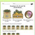 Counting In 2s 5s And 10s Worksheets
