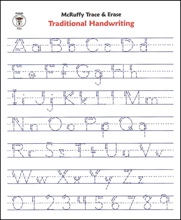 Practice Letter Writing Sheets