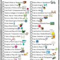 Anxiety Coping Skills Worksheets