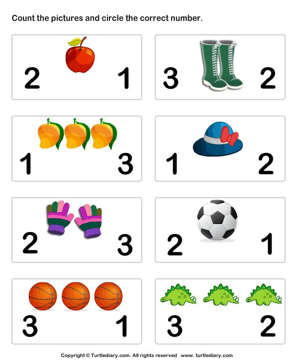 Lots Of Counting And Number Recognition Activities