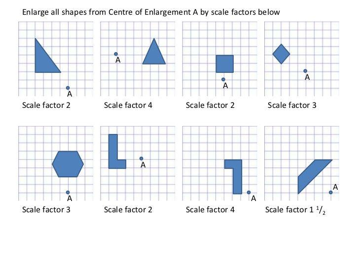 Image Result For Scale Factor Worksheet