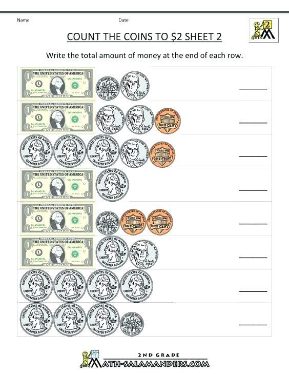 Adding Money Worksheets 3rd Grade Adding Money Riddle Worksheet