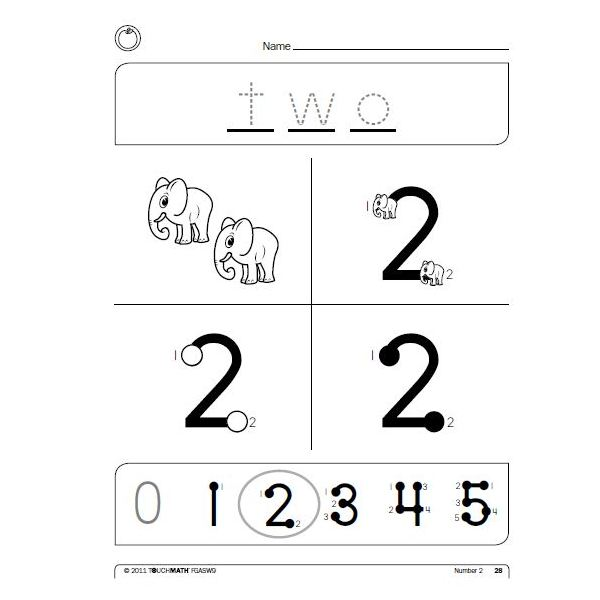 Strategies For Using Touch Math To Help Struggling Students With
