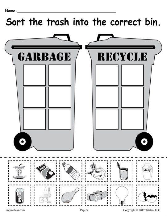 Sorting Trash