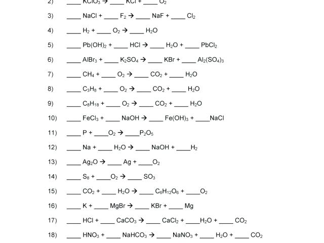 Chemfiesta Worksheet Answers Download By Tablet Desktop Original