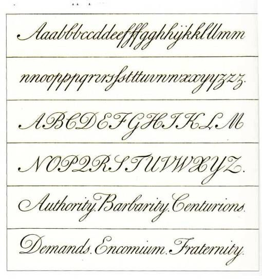 29 Images Of Copperplate Practice Template