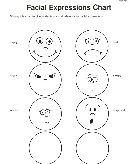 Feelings And Emotions Worksheets Printable Unique Emotions