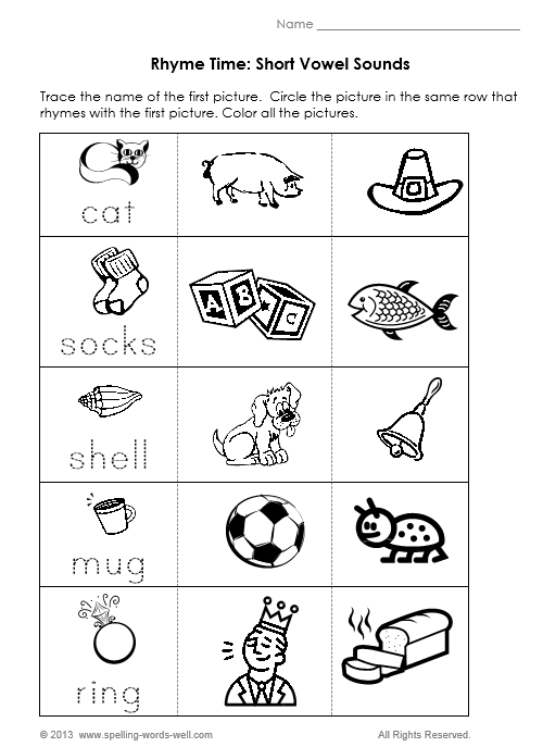 Free Printable Worksheets For Toddlers – Worksheet Template