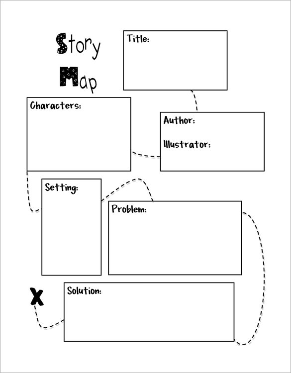 Free Story Map Template