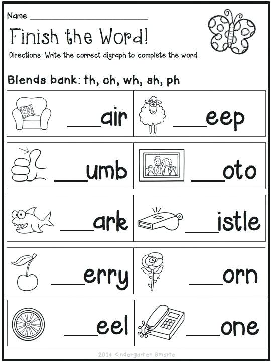 Grade 1 English Worksheets – Myheartbeats Club