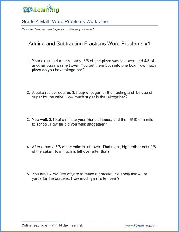 Grade Division Worksheet 5 Grade Math Problems Worksheets For All