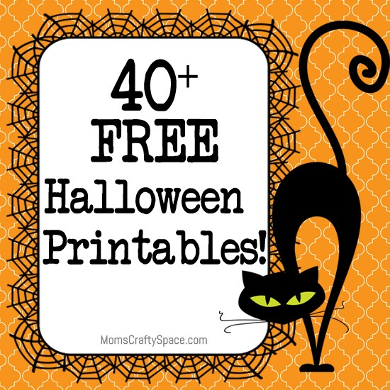 Halloween Printable Worksheets Free – Festival Collections