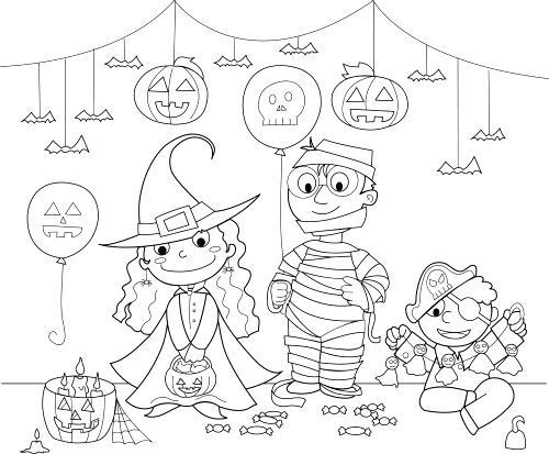 Halloween Worksheets For Kindergarten Best Solutions Of Worksheets