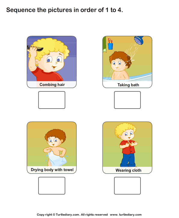 Hygiene For Kids Worksheets Worksheet