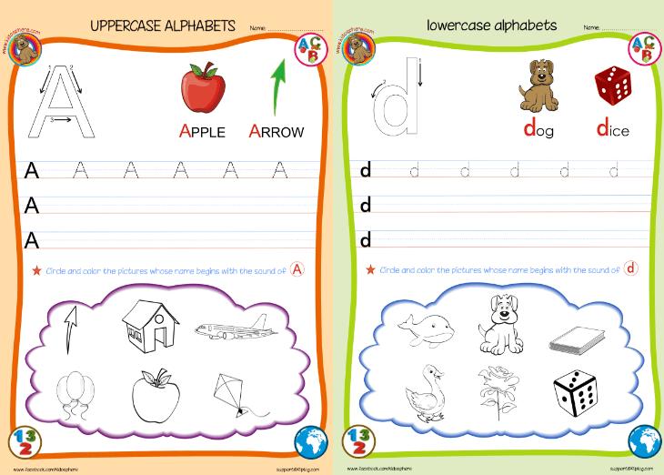 Printable Worksheets For Preschool Kids