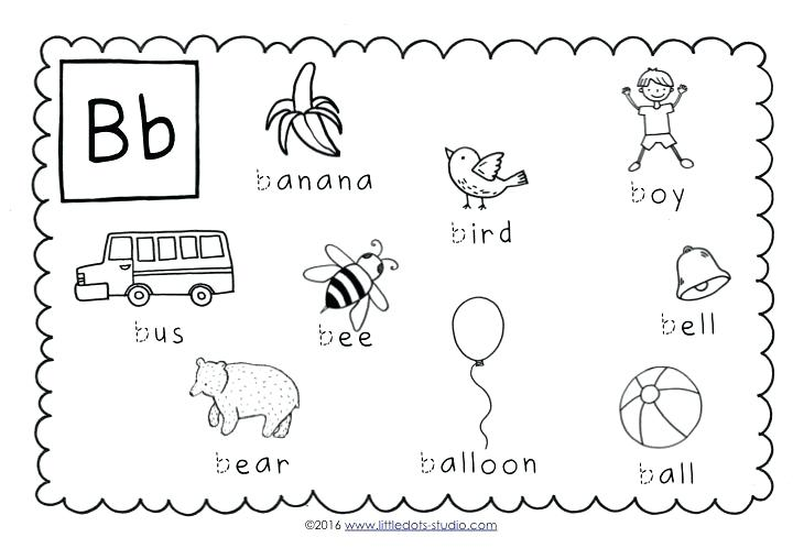 Letter A Worksheets For Year Worksheets For 3 Year Olds 2018