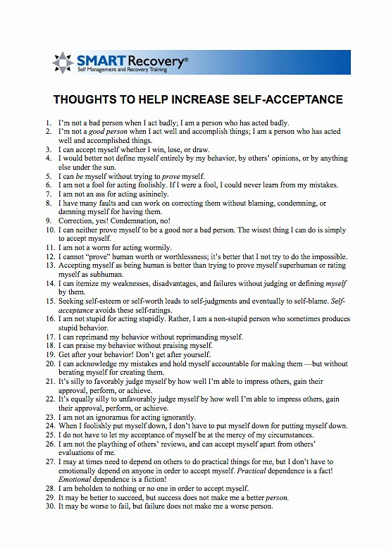Life Skills Worksheets For Recovering Addicts New Addiction