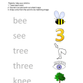 Ee Sound Worksheets