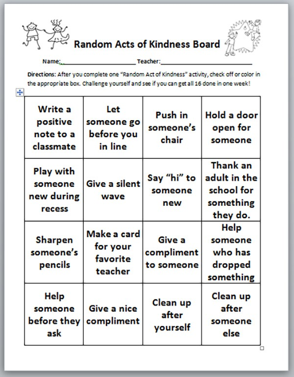 Empathy Activities For Kids  19 Fun Ways To Teach Kids About Kindness