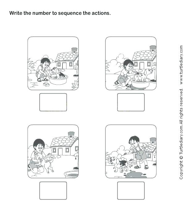 Sequencing Worksheets Have Fun Teaching Sequence Worksheet 3 Story