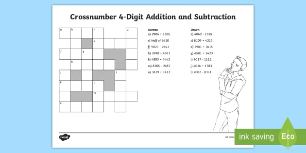 Lks2 Crossnumber 4