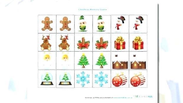 Visual Memory Worksheets Memory Exercises Free Visual Memory Exercises