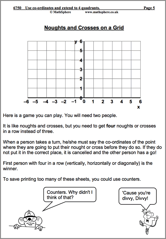 Primary 5 Maths Worksheets
