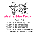 Introducing People Worksheets