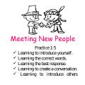Introducing People Worksheets
