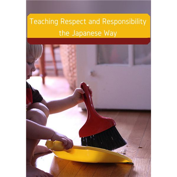 Could Cleaning Be The Key To Teaching Respect And Responsibility