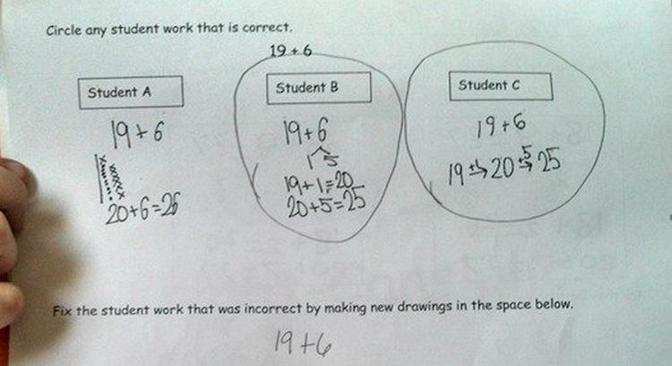 Ny Mom Vents On Common Core Worksheet; Her Remarks Are Epic!