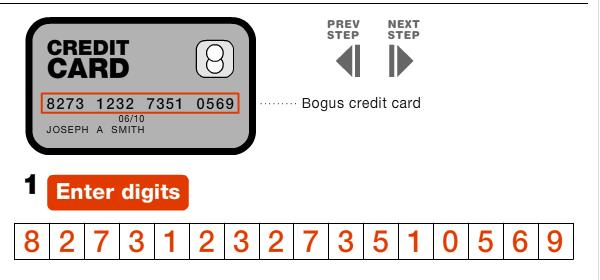 Cracking Isbn And Credit Card Codes
