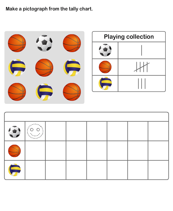 Practice Graph And Tally Chart