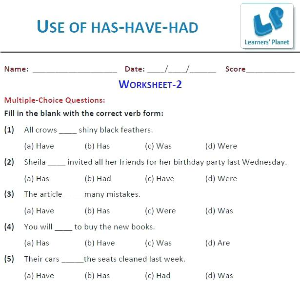 Free Grammar Worksheets For Grade 2 Practice Esl Library 3 – Fahry