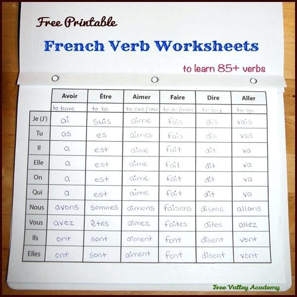 French For Kids Fruits Words Language Worksheet Kids Worksheet