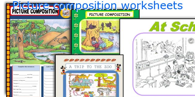 Picture Composition Worksheets
