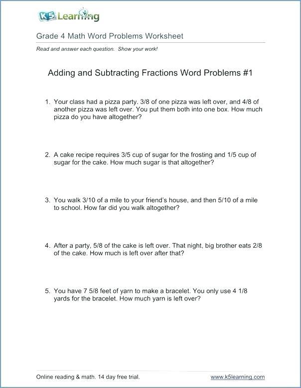 Printable Problem Solving Worksheets Division Problem Solving Co