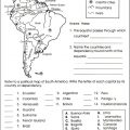 Map Skills Worksheets Grade 2