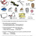 First Aid Worksheets Free