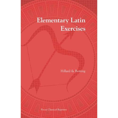 Amazon Com  Elementary Latin Exercises (classical Reprints Series