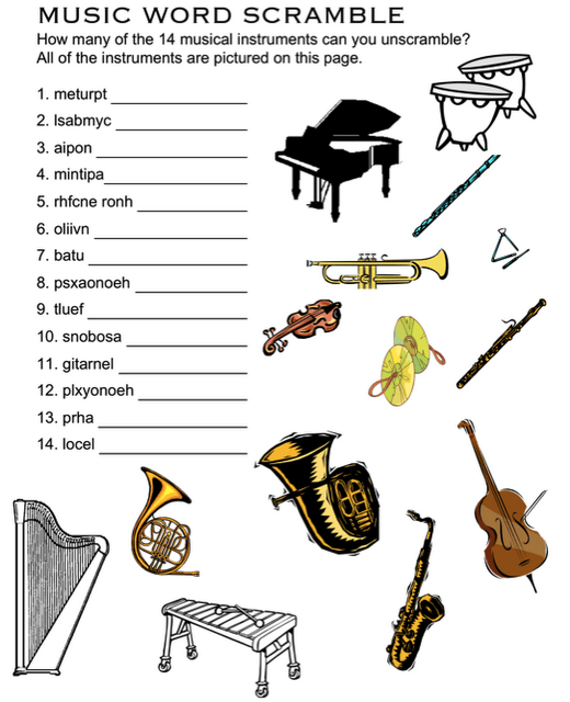 Beth's Music Notes  1st Grade