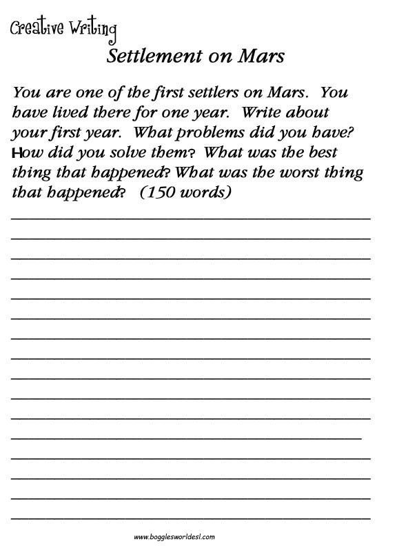 Worksheets Year 7