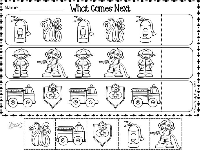 Free} Patterns  Fire Safety