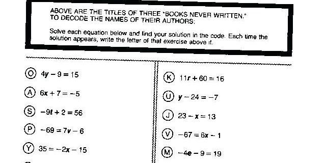 Algebra 2 Resource Book Answers Lovely Algebra Pizzazz Worksheet