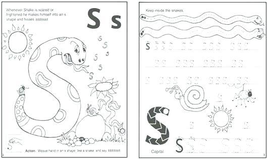 Alphabetonics Worksheets Pdf Letter A Jolly S Worksheet Activities