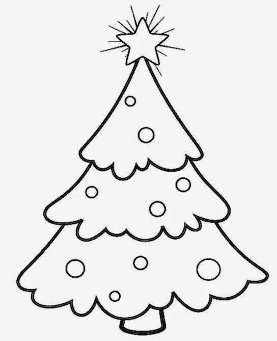 50 Christmas Tree Printable Templates