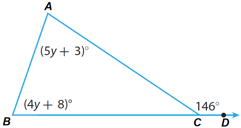Angle Theorems For Triangles Worksheet