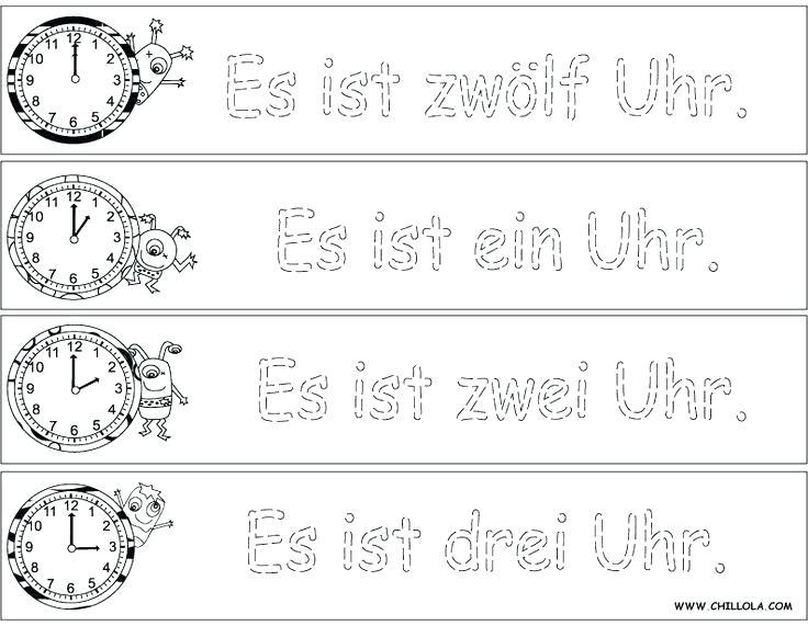 Free Worksheets German Worksheets For Beginners Printable German
